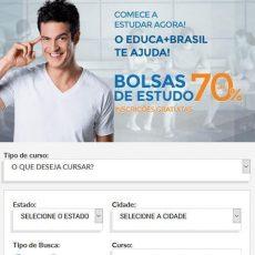 Cursos de Idiomas Educa Mais Brasil:consiga sua bolsa!