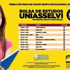 Uniasselvi Bolsas Educa mais: tudo sobre o programa!