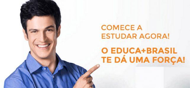como funciona o educa mais brasil