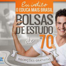 Educa mais Brasil 2021:inscrições, bolsas e mais,confira!