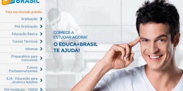 Inscrições Educa Mais Brasil 2018