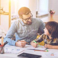 A importância de participar na aprendizagem escolar da criança
